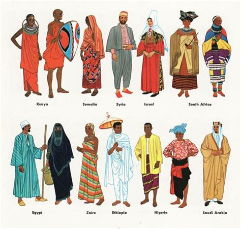 DON T YOU FIND THE DIVERSITY OF TRADITIONAL COSTUMES FROM
