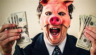 Image result for greedy evil rich elitists