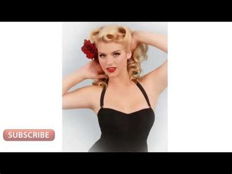 greaser girl hairstyles youtube