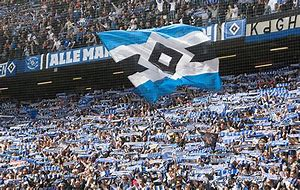 Image result for hamburg football fans