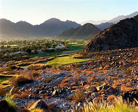 Image result for picture of 16th hole la quinta mountain course