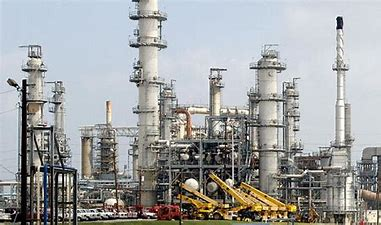 Image result for images shut down oil refineries