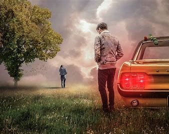 Image result for spouses walking away from their partner
