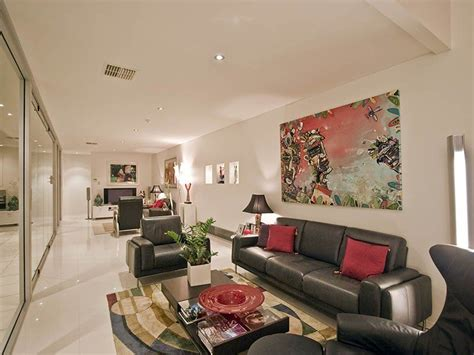 how to decorate a long narrow living room http www