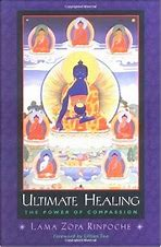 Image result for ultimate healing + book + lama zopa rinpoche