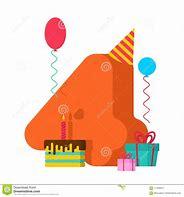 Resultat d'imatges per a felicitacion de aniversario de 4 anos