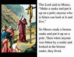 Image result for the bronze serpent bible