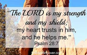 Image result for  free picture of i find my strength in the lord