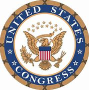 Image result for US Congress Report Seal