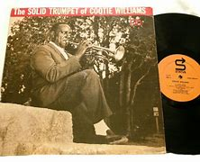 Image result for The solid Trumpet of cootie williams