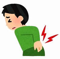 腰痛  いらすとや に対する画像結果