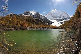 Image result for Huanglong scenic valley