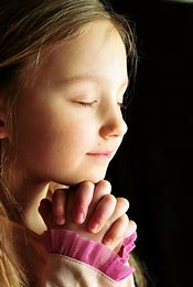 Image result for free pictures of little girl praying at dinner