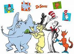 Image result for dancing dr. seuss character