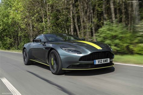 ASTON MARTIN DB AMR HD PICTURES VIDEOS SPECS