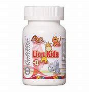 Képtalálat a következőre: lion kids d vitamin