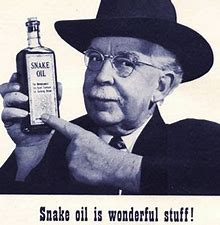 Image result for images 19th century snake oil salesmen