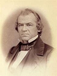 Image result for reconstruction era president johnson