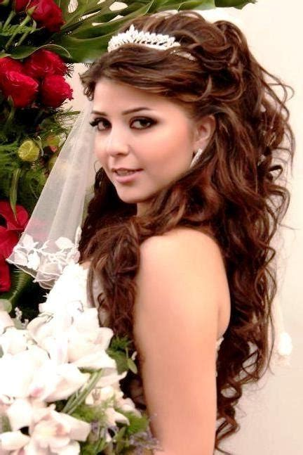 best collection of long curly quinceanera hairstyles