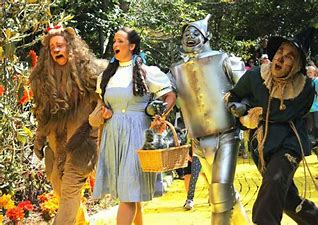 Image result for eyemouth variety wizard of oz