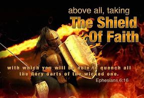 Image result for free pictures of shield of faith