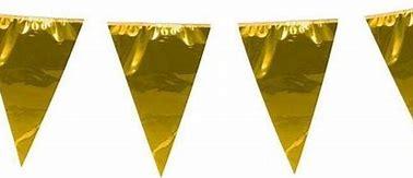Afbeeldingsresultaten voor gouden vlaggetjes