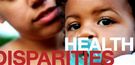health disparities picture of mom and child