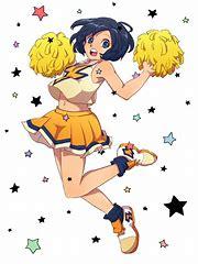 Résultat d'images pour pompom girl manga