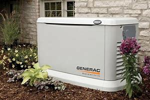 Image result for image of a home generator