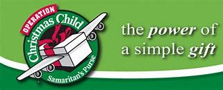 Image result for Operation Christmas Child Clip Art