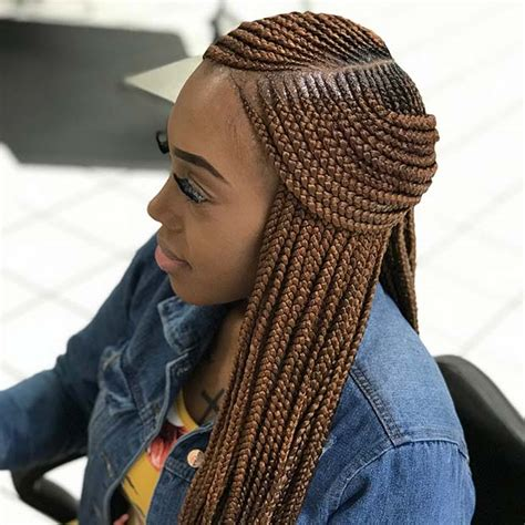 TRENDY WAYS TO ROCK AFRICAN BRAIDS PAGE OF STAYGLAM