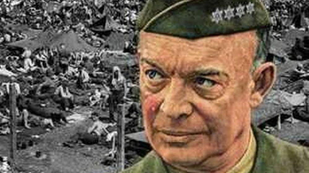 KIKE Eisenhowers Rhine Meadows Death Camps