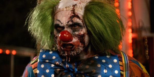 CLOWN FROM ZOMBIELAND