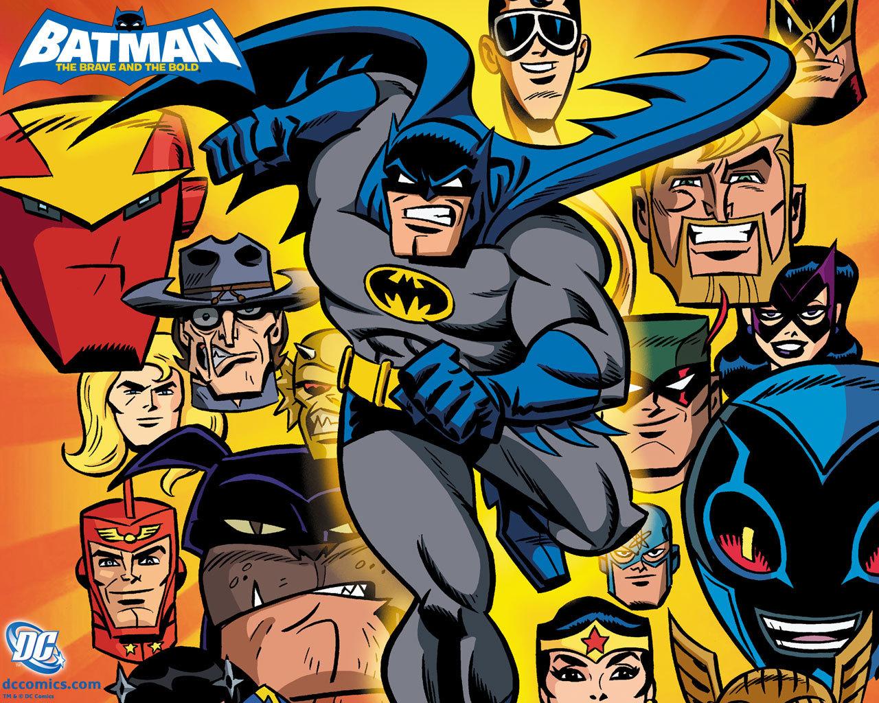 Batman - Brave and Bold 2008 - 2011