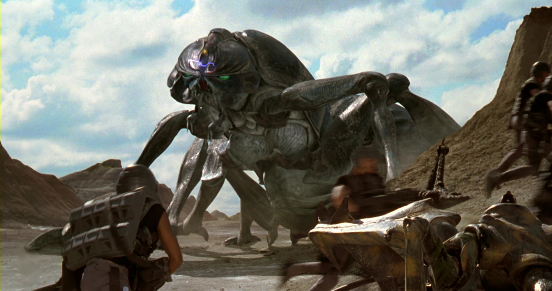 STARSHIP TROOPERS Creatures