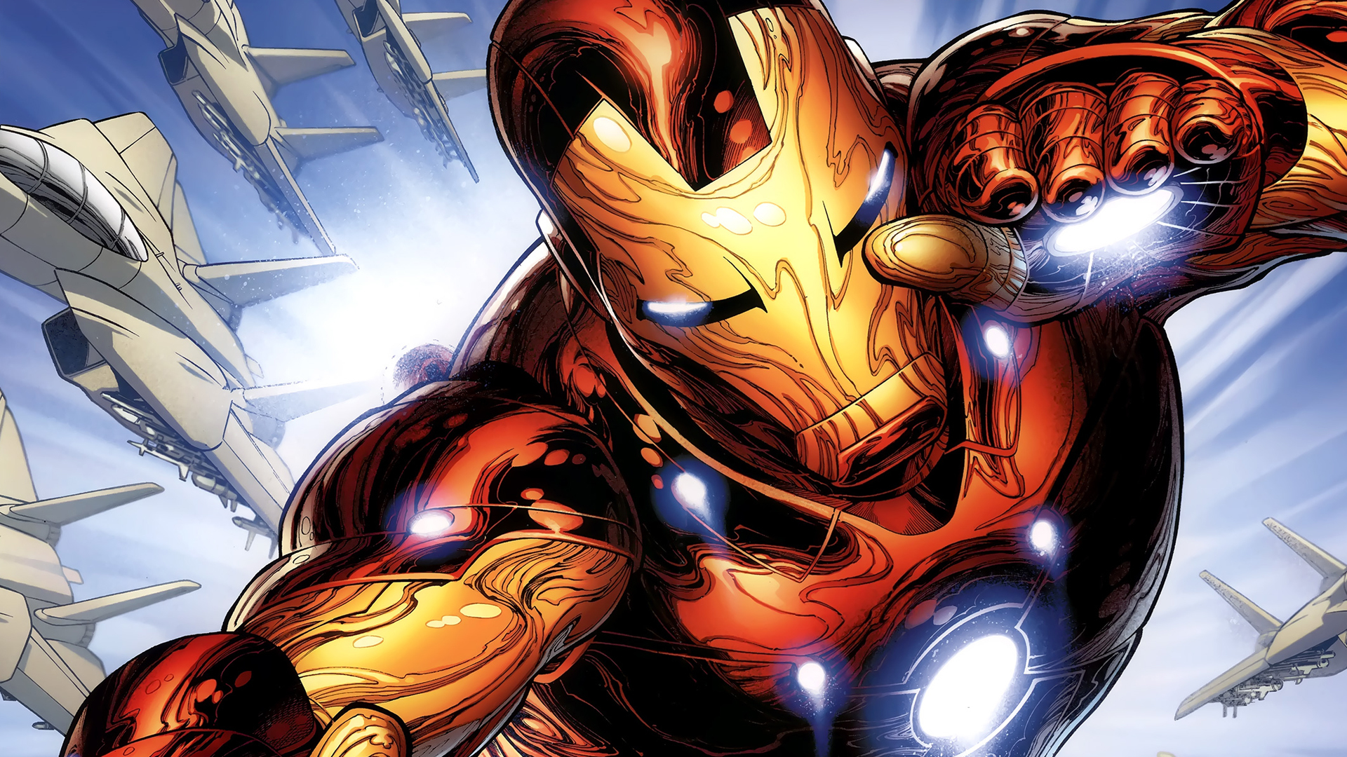 5. Cap always stands for what he believes in. And Iron Man has gone against his beliefs many times. Like supporting the registration act in the civil war and destroying other universes to save his own. They fought, but in the end, it seems Steve Rogers lets Iron Man slide away easily.