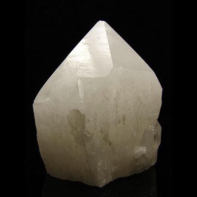 Milky Quartz, via Crystal-Information.com
