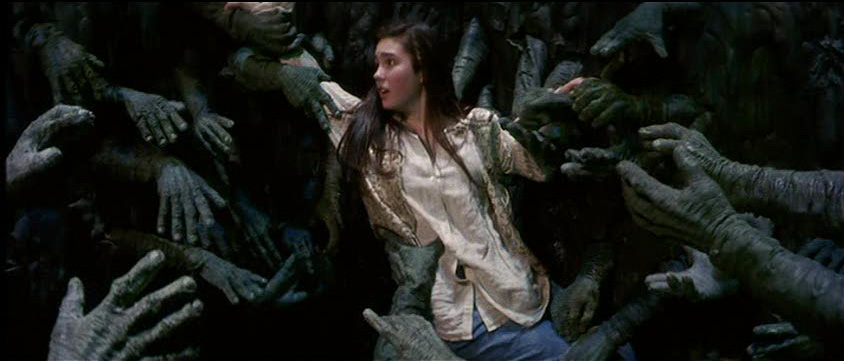 LABYRINTH- HELPING HANDS