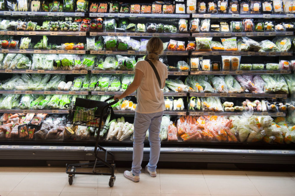 Inflation causes grocery store prices to skyrocket