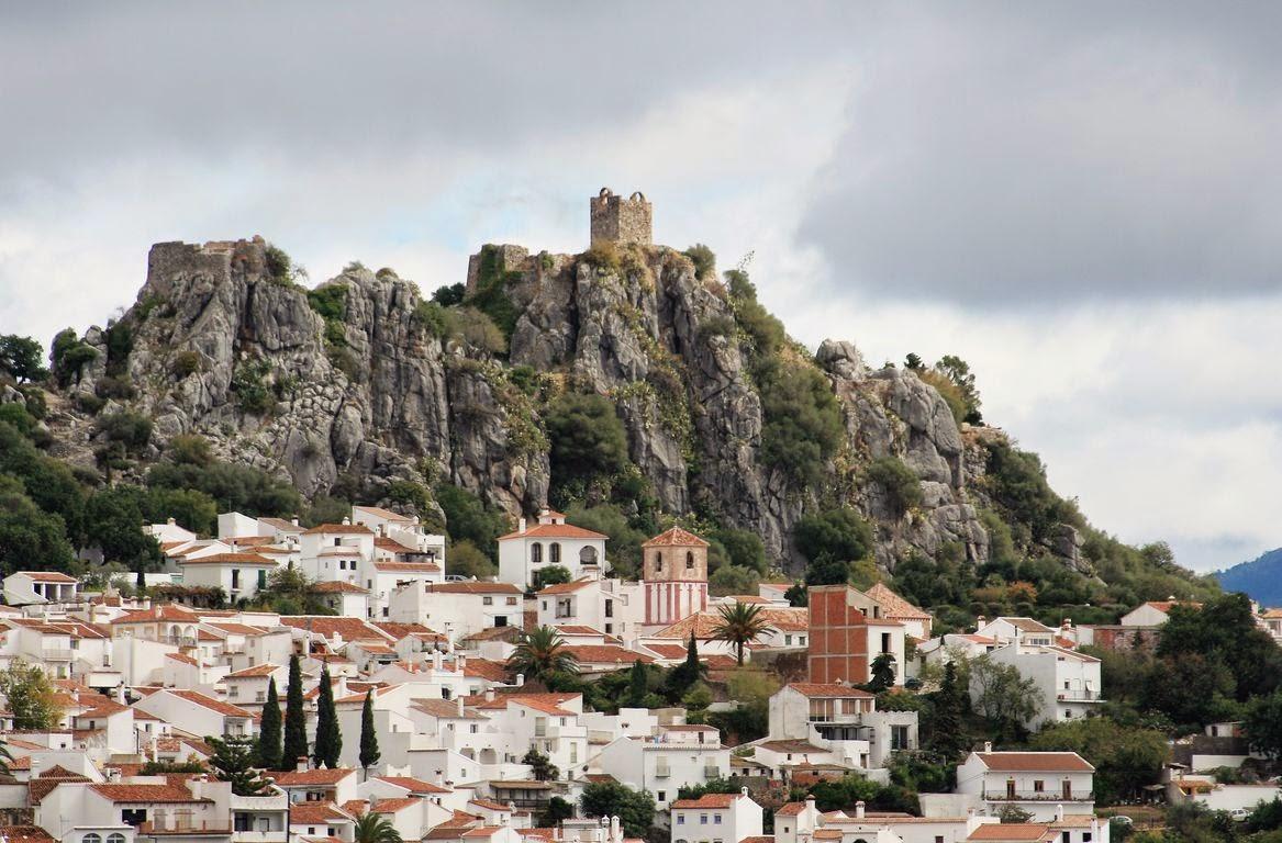 Gaucín, en Málaga. © Blogspot.