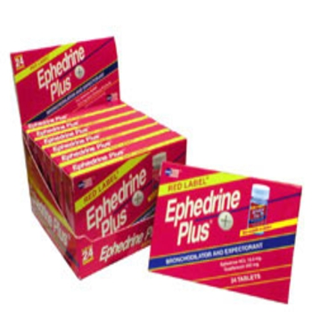 EPHEDRINE PLUS TABLETS BEFORE AND AFTER