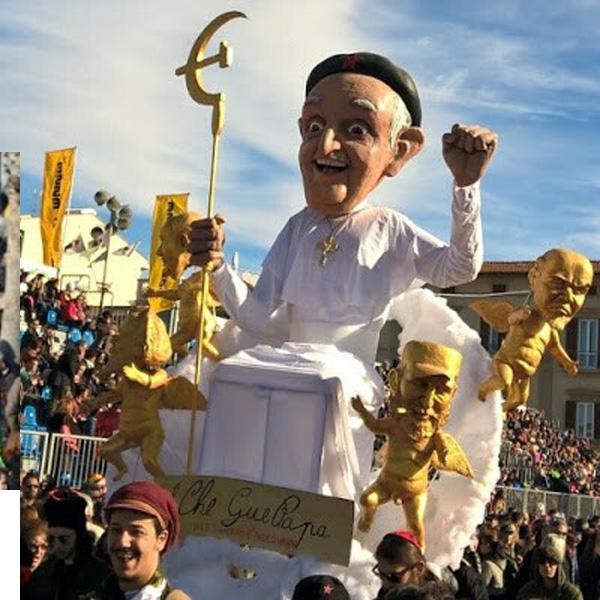 Papa Francisco comunista