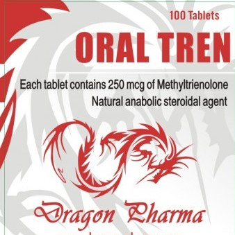 Benefits and effects of GP Oral Tren 250 mcg