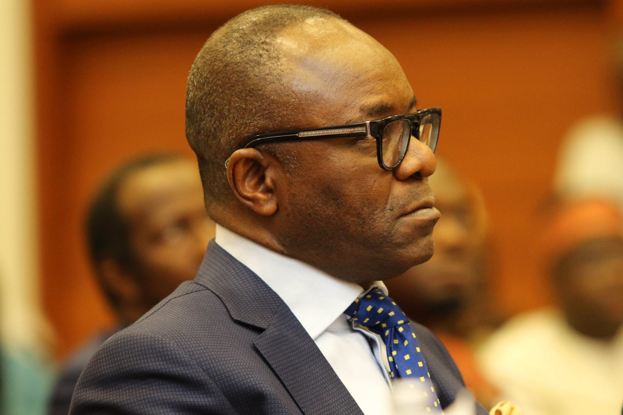 EXPOSED: How Ibe Kachikwu as Nigerian petroleum minister received multi-billion naira deposits, spent N7million on hotel, designer shoes, clothes in 2 days