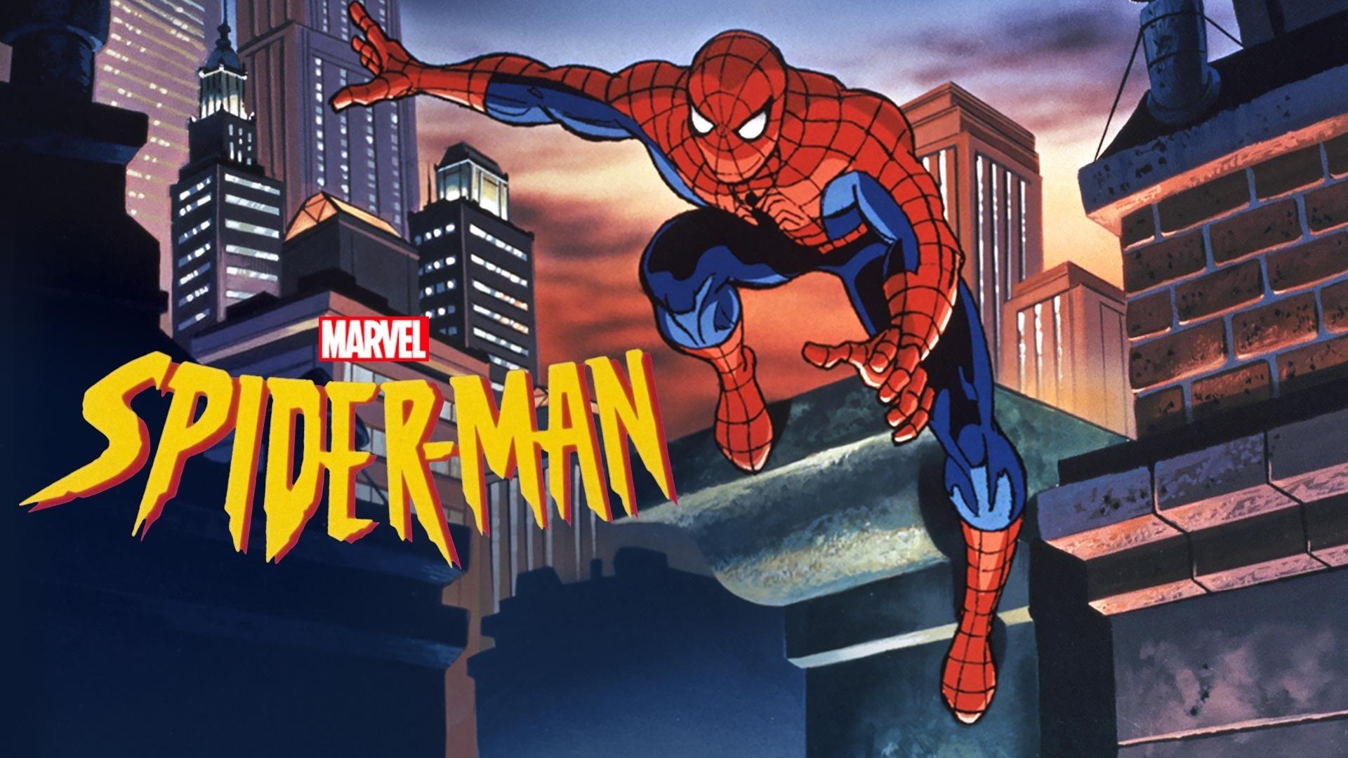 Capa da série da Marvel