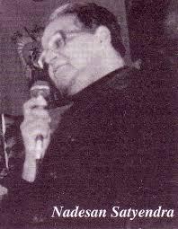 Nadesan Satyendra