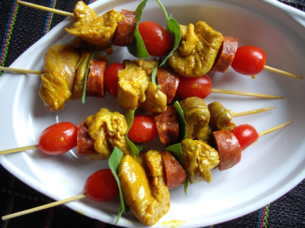 Brochettes: National Dish of Rwanda