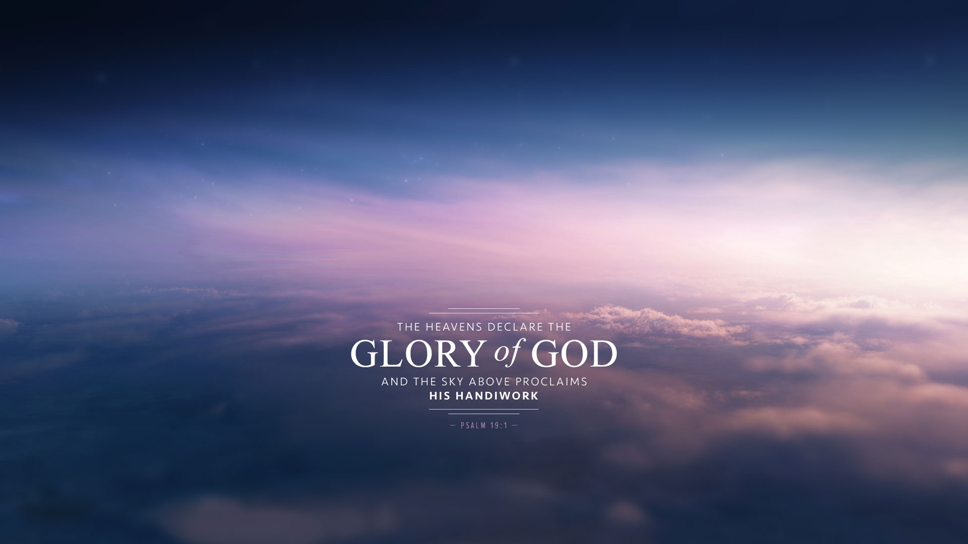 Is God Glorious? Is God Infinitely Beautiful and Great?