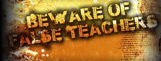 Does teaching false doctrine lead to severe punishment?