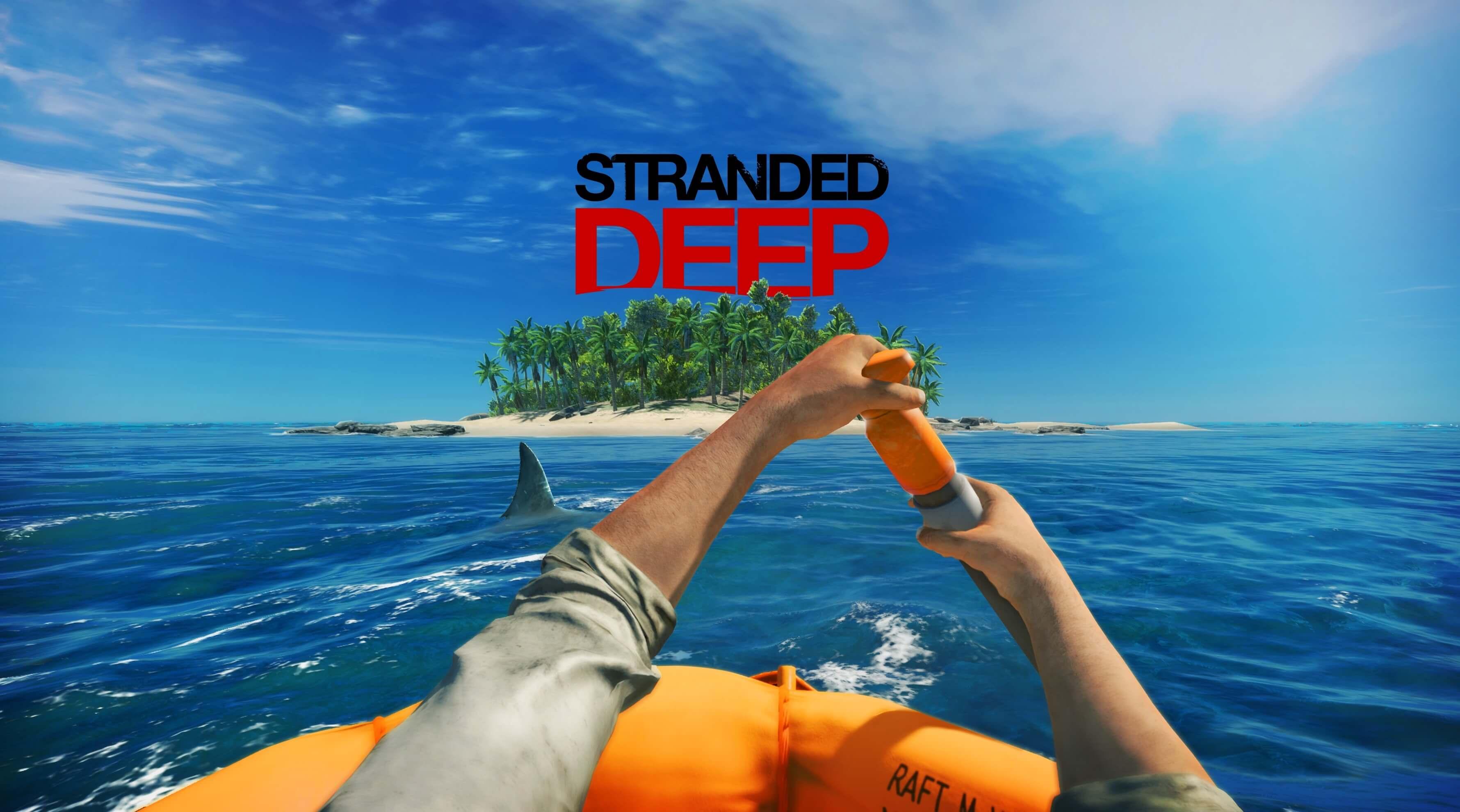Stranded Deep - Foto Reprodução BEAM Team Games